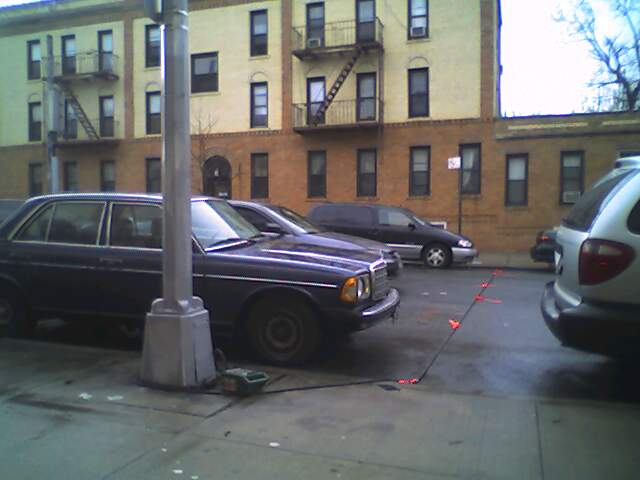 Skillman and 52nd cable